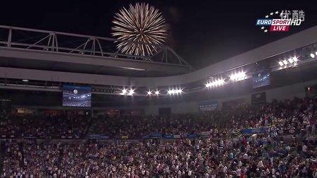 2012 澳网sf 费德勒vs纳达尔