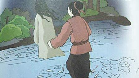 小朋友喜欢的睡前故事[www.huimeigou.com]宋定伯捉鬼