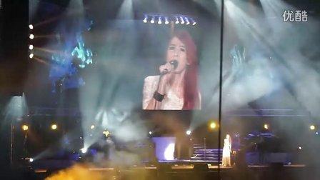 田馥甄(HEBE) - 寂寞寂寞就好 田馥甄(HEBE)2012广州演唱会(拍摄者:@wen尐)