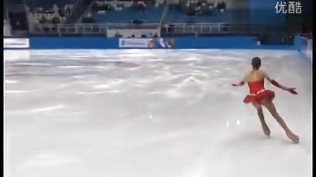 2014 Russian Nationals SP Evgenia MEDVEDEVA