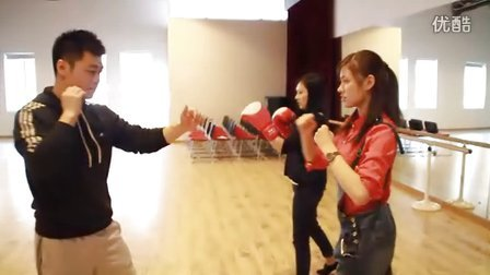 芮歌文化——专业艺人体能训练之拳击篇