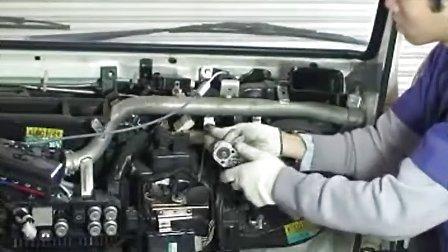 汽车修理视频_汽车修理视频教程_汽车发动机维修技术_金杯汽车维修视频6