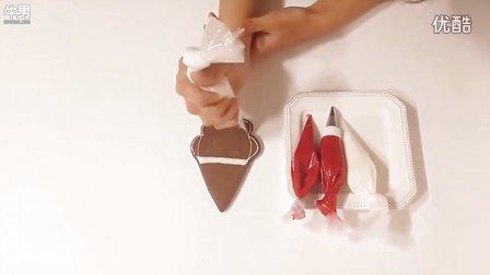 甜甜的圣诞节 美味糖霜饼干制作教程