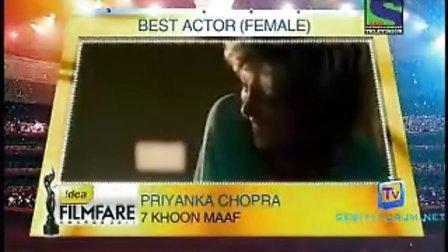 57th Idea Filmfare Awards 2012 Part4