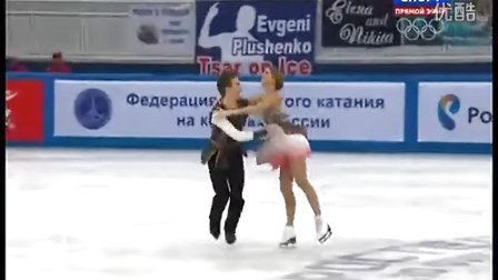 2014 Russian Nationals FD SINITSINA ZHIGANSHIN