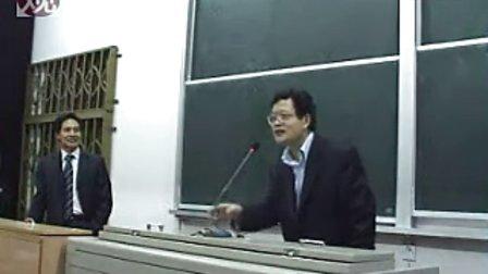 搜到的唯一邹恒甫演讲视频:谈留学