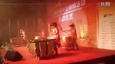 奥运缶中国龙舞蹈