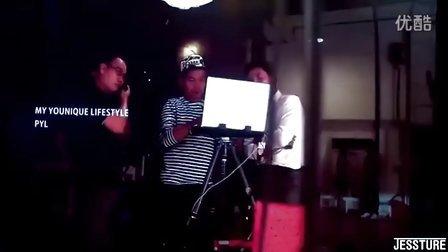 HD-现代汽车 Pyl 广告拍摄花絮 Jessica 饭拍版 12-10-17--音悦Ta