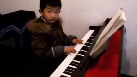 海蓝琴行 6岁
