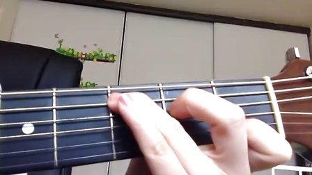 张悬「宝贝」 吉他弹唱