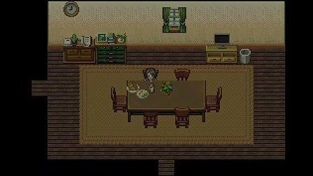 【红豆包实况】恐怖RPG小游戏Paranoiac偏执狂(1)