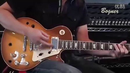 BECK原型吉他露西露弹奏Evolution