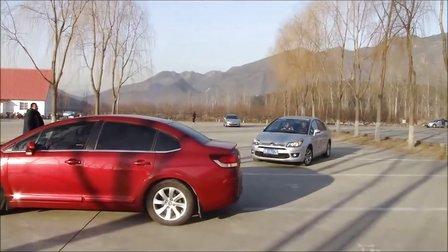 北京世嘉车友会(嘉车俱乐部)2011年滑雪活动途中的视频