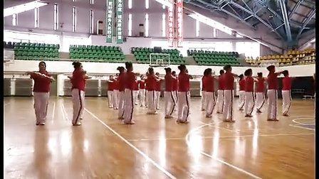 佳木斯快乐舞步完整版 第五套广场舞 高清示范 高清(1)