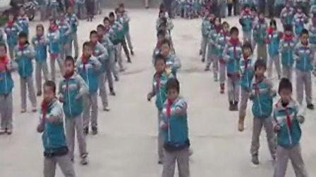 乐至县吴仲良第六小学2013冬季运动会