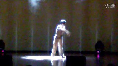 最强舞蹈演绎 孙燕姿《我怀念的》海口经济学院 2011舞蹈班实践周