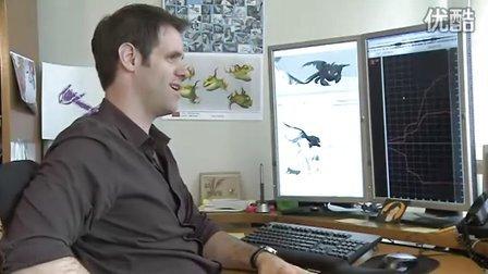 从银行家到梦工厂动画设计师 瑞士人奥拓