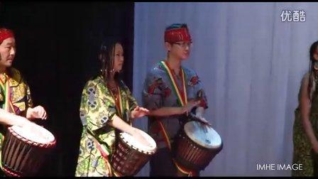 20120108 LABILA自由 西非曼丁音乐与文化艺术周2非洲鼓乐之家表演