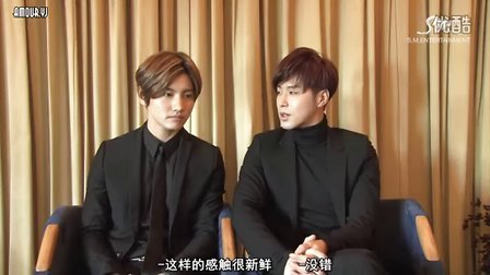 [Amour.YoonJae]TVXQ! Debut 10th Anniversary Message[KO_CN]