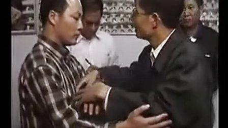 成都林文涛老师给陈雄的弟子传授太极推手