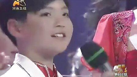 河南电视台品牌戏曲节目《梨园春 》2012年1月7日直播