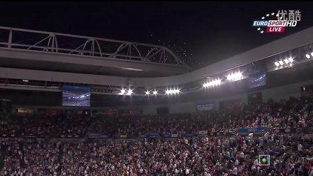 2012澳网男单半决赛纳达尔vs费德勒