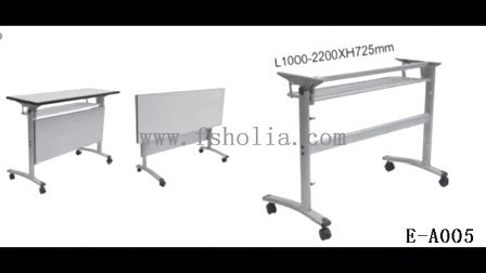 培训桌 折叠桌椅 阅览桌 展会桌 广告桌  广东佛山鸿靓家具厂