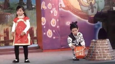 童话剧儿童剧表演小天鹅艺术教育《人参娃娃》