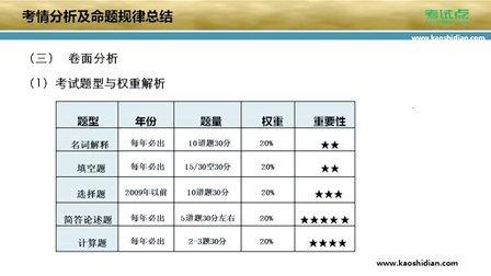 哈尔滨工程大学考研专业课《823材料科学基础》课程导学