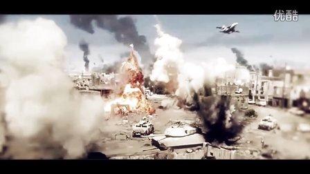 坦克世界-超震撼宣传片-暴龙战队比拟官方视频 战队图标已换