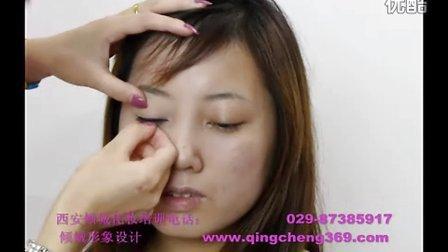 彩妆化妆教学水晶妆