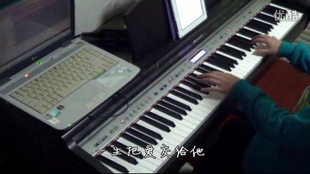 王铮亮《时间都去哪儿了》钢琴_tan8.com