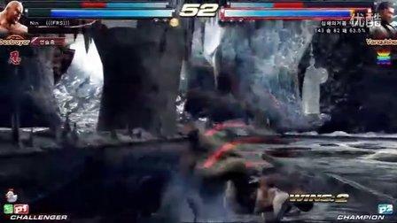 4月30日 铁拳TT2 Nin vs Knee(5)