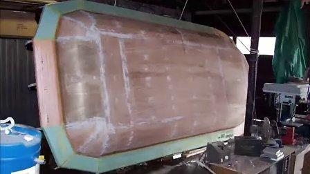 气垫船建造