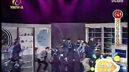 昆明街舞 xcrew 街舞团体(云南电视台大口马牙秀) 高清