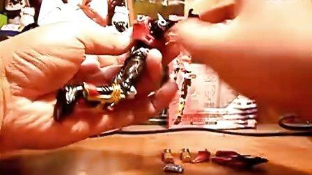 【彦仔上传】假面骑士龙骑 着装变身 玩具
