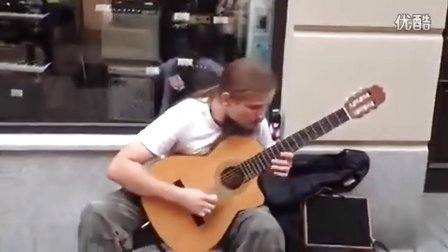 Best Street Guitar Player Ever