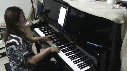 成龙《国家》钢琴视奏版_tan8.com
