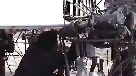 王强2号飞机试飞全程直击