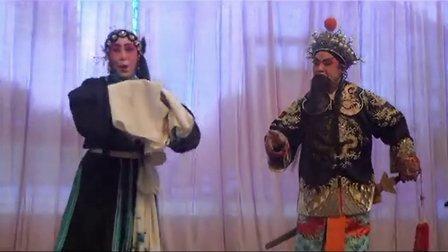 快乐的人们:老年大学京剧班迎新年演唱会4