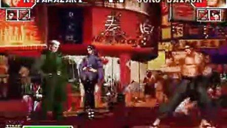 拳皇97网战 2011.11.16 河池VR_VS_南通包王