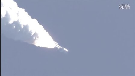 木星探测器 朱诺号 发射