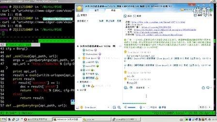 {4月26日语音讲座vol.51}ZQ: 网址云由KVDB在SAE加速