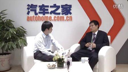 北京车展专访江西昌河铃木汽车有限公司 品牌总监 销售副总经理   陈平