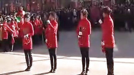 2012年山西省黎城县西仵乡赵店村文艺宣传表演实况-320x240