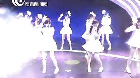 【看看新闻网】SNH48 Team SⅡ《永恒之光》