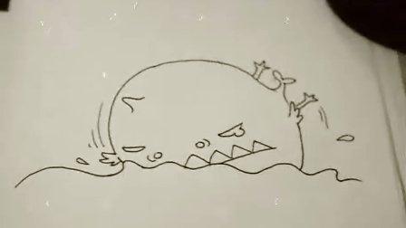 手绘动画-给小朋友做的一段有爱的小动画