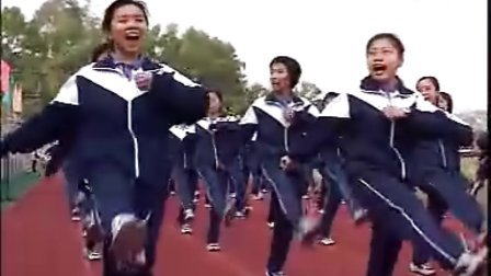 2004年春季队列检阅(2004.3.4)
