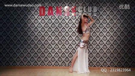 长沙舞蹈培训哪里好 单色舞蹈肚皮舞成品舞教学视频《蜕变》第3集