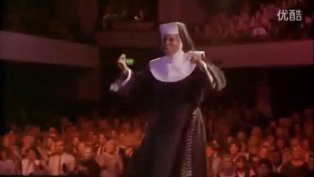 修女也疯狂《欢乐颂》